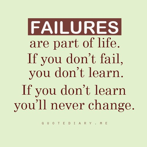Inspirational Quotes About Failure: 301 Moved Permanently